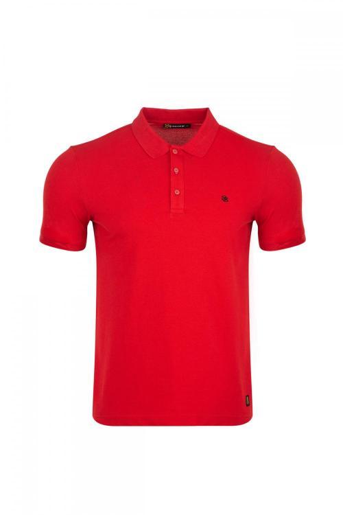 Polo Yaka Sivasspor Baskılı T-Shirt