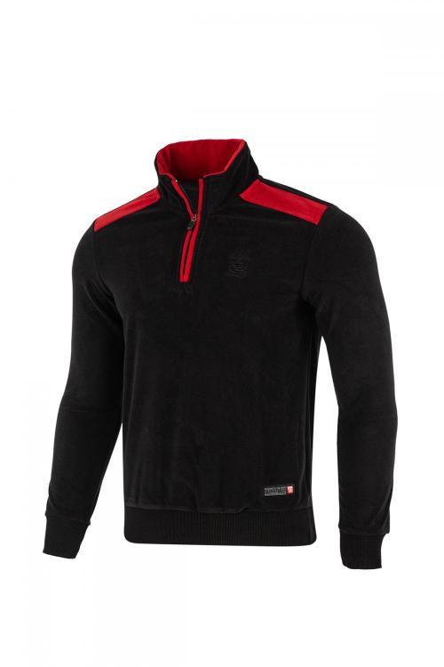 Sivasspor Fermuarlı Sweatshirt